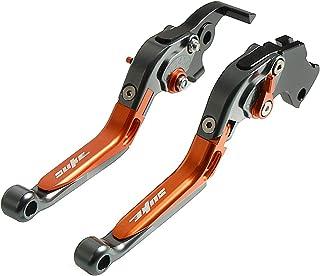 Motocicleta CNC Adjustable Palanca de Embrague de Freno para KTM Duke/RC 125 2011-