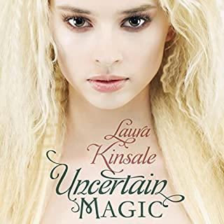 Uncertain Magic cover art