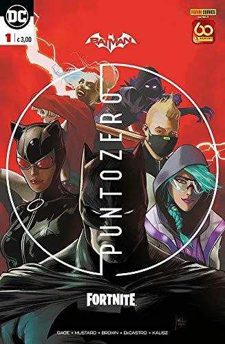 Batman  Fortnite Punto zero: 1
