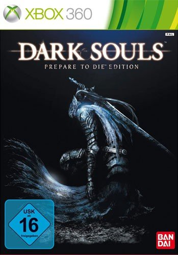 Dark Souls Prepare to Die Edition (AT-PEGI)