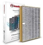 Inventor Filtro HEPA de Alta Eficiencia para Purificador de Aire Quality QLT-300
