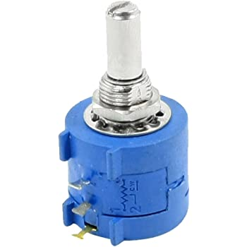 Potiknopf 29mm botón giratorio regulador botón Alu negro potenciómetro con 6 mm eje