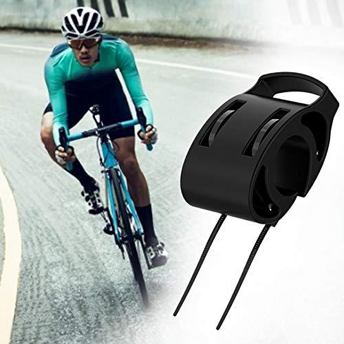 Supporto per Bicicletta Resistente al Silicone Supporto per Orologio per Bicicletta per Orologi Garmin, Serie Tomtom, Serie Polar, Serie Suunto
