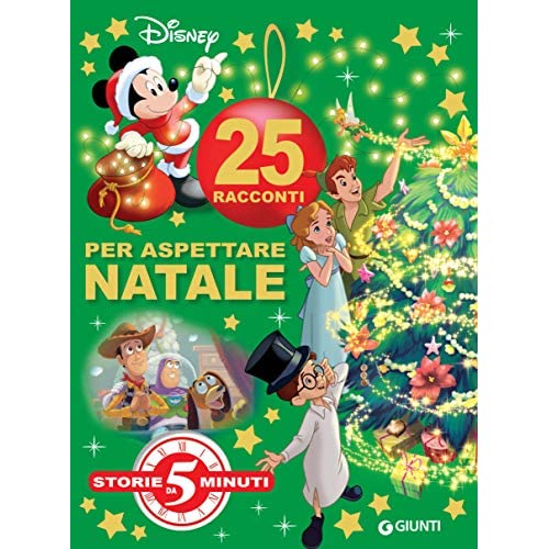25 racconti per aspettare Natale (Storie da 5 minuti Vol. 14)