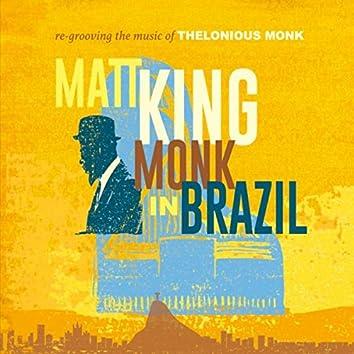 Monk in Brazil