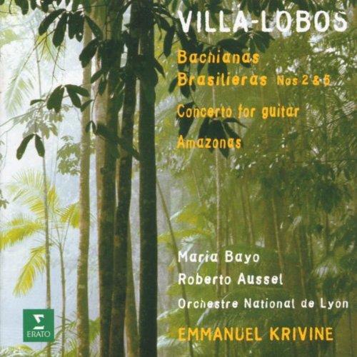 Bachianas Brasileiras Nr 2 & 5