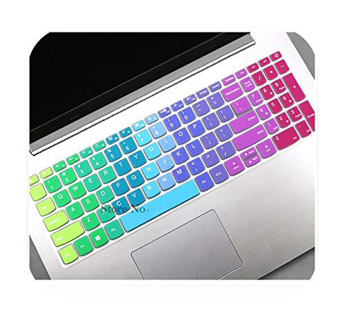 15.6 Inch Laptop Keyboard cover Skin Protector For Lenovo Ideapad 15.6' 320 330 330s 340s 520 720s 130 S145 L340 S340 2018 2019-Color 2