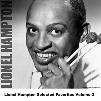 Lionel Hampton Selected Favorites, Vol. 3