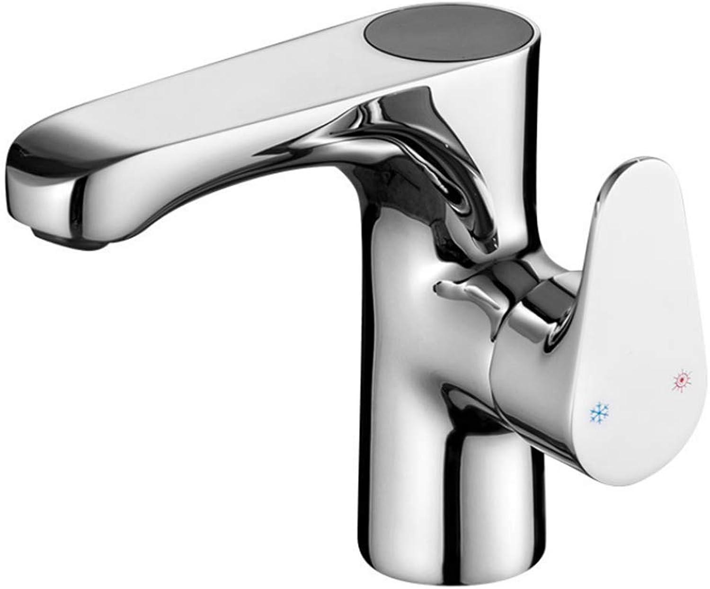 Waschtisch-Mischbatterie, Messing heier und kalter Becken Wasserhahn Digitalanzeige Wassertemperatur Anzeige Wasserzeit Anzeige Wasserdurchfluss Multifunktions-Luxus-Badarmaturen