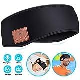 Schlaf Kopfhörer Bluetooth Stirnband, Drahtlose Sport Stirnband Kopfhörer, Winter...