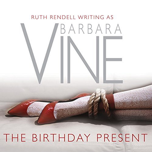 The Birthday Present audiobook cover art