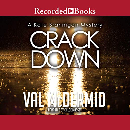 Crack Down audiobook cover art