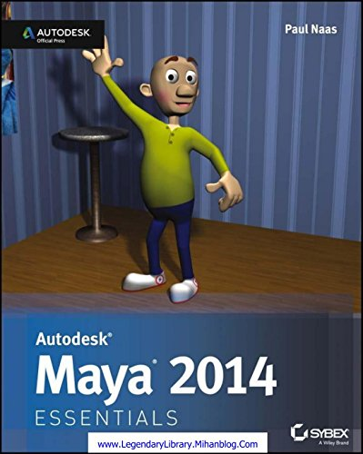 Autodesk Maya 2014 Essentials (English Edition)