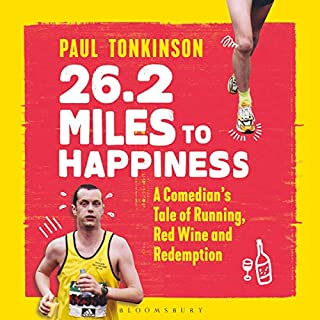 26.2 Miles to Happiness cover art