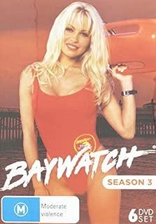 Baywatch Season 3 by David Hasselhoff