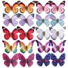 inSowni 20 Pack Assorted Colors Butterfly Alligator Hair Clips Barrettes Bridal Wedding Accessories for Women Girls Kids 商品カテゴリー: ヘアアクセサリー [並行輸入品]