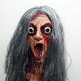 Decorazioni di Halloween : aggiungi un po 'di paura spaventosa al tuo arredamento di Halloween , Lascia che tu sia la presenza più abbagliante della folla! Può essere utilizzato per feste, carnevali, Halloween, feste in costume e così via. Garanzia d...