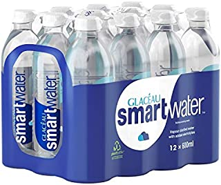 Smartwater Bottled Drinking Water - 600ML (Pack of 12)
