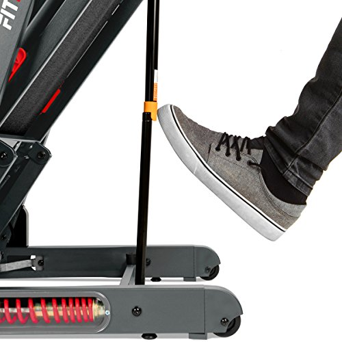 Fitfiu - HSMMT12 Cinta de correr plegable 2200w máx. 18 km/h con ...