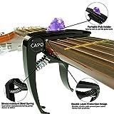Immagine 1 hoxeejee capotasto per chitarra con