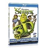Samsung CY-SHRK1 Shrek 3D-Blu-ray-Complete Edition (1-4 German Set)