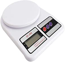 Digital Electronic Kitchen Scale with 10 Kilog