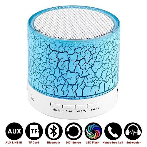 Demaco S-10 3 Watt Wireless Bluetooth Speaker (Assorted Colour)