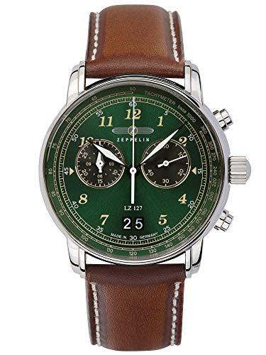 Zeppelin Herren-Chronograph LZ127 8684-4