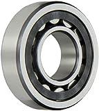 Fag nu307e-tvp2-c3cilindrici cuscinetto a rulli, singola fila foro, dritto, anello interno rimovibile, alta capacità, gabbia in poliammide C3Clearance, 35mm ID, 80mm di diametro, 21mm di larghezza
