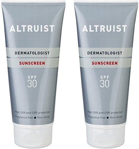 Altruist Dermatologist Sunscreen SPF30 (2 x 200ml)