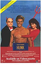 Hunk POSTER Movie (27 x 40 Inches - 69cm x 102cm) (1987) (Style B)