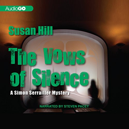 The Vows of Silence audiobook cover art