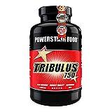 EXTRAIT DE TRIBULUS TERRESTRIS à haute teneur en saponine pour un équilibre naturel en testostérone | 150 capsules végétaliennes plus zinc et vitamines comme boosters de testostérone
