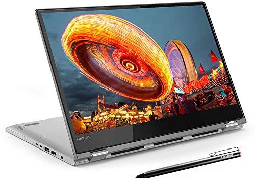 Lenovo Yoga 530 Notebook Convertibile, Display 14' Full HD IPS,Processore AMD Ryzen 3, 256GB SSD, RAM 8GB, Windows 10, Onyx Black