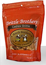 Brittle Brothers Cashew Brittle, 5 Ounce