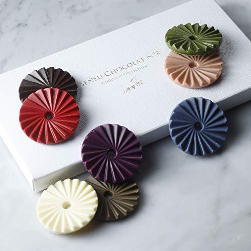 母の日 プレゼント チョコレート ギフト 人気 スイーツ 高級 【センスショコラ8個入り】 ルワンジュ東京 (1箱)