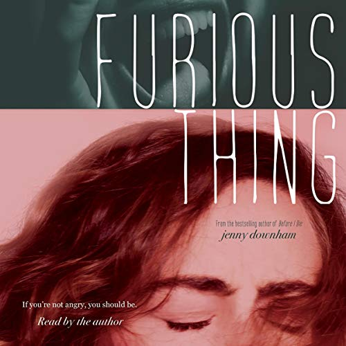 Furious Thing audiobook cover art