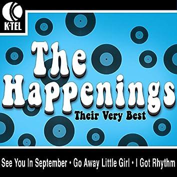 The Happenings - Their Very Best