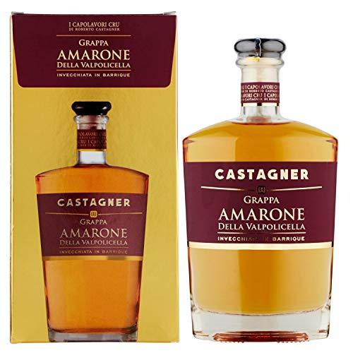 Castagner Castagner Grappa Amarone della Valpolicella Invecchiata in Barrique 50 cl - 500 ml