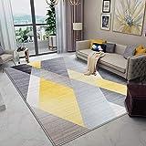 DHR Tappeti tappeti tappeto tappeto tappeto moderno morbido qualità tappeto in varie misure tappeto per soggiorno camera da letto tavolino (colore: H Dimensioni: 1,6 x 2,3 m)