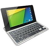 マグレックス Bluetooth キーボード ウルトラスリムケース for Nexus 7 (2013) ( ブラック / MicroUSB / 保護フィルム付属 ) MK5100-BK