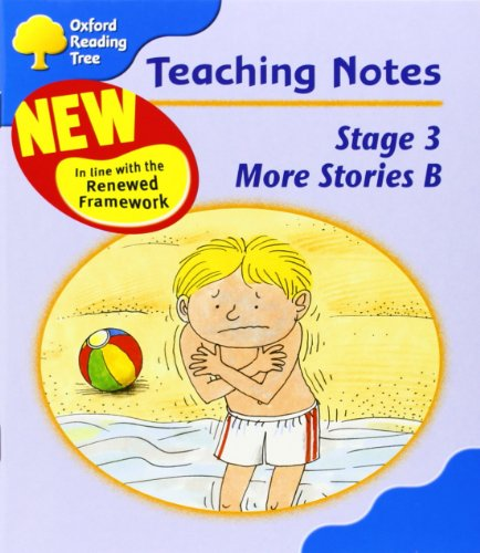 Oxford Reading Tree: Stage 3: More Storybooks B: Pack (6 Books, 1 of Each Title)の詳細を見る