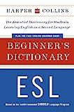 HarperCollins Beginner s ESL Dictionary