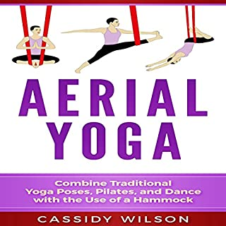 Aerial Yoga cover art