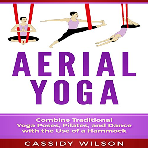 Aerial Yoga cover art