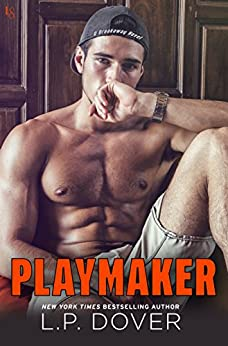 Playmaker: A Breakaway Novel by [L.P. Dover]