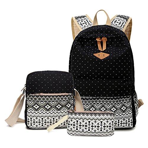 Monedero / bolso lápiz + Shoulder Bag + Mochila-Bolso
