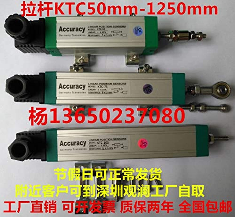 Injection Molding Rod Electronic Ruler LWH KTC350 400 425 450 500 550 600 750 800 850 950 1000 1150 1250mm Displacement Sensor  (color  KTC1150mm)