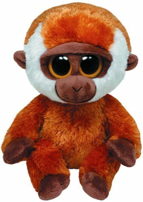descuentos y mas Ty Beanie Boos Bongo Orangutan 6 Plush by Ty Beanie Beanie Beanie Boos TOY by Ty  grandes ahorros