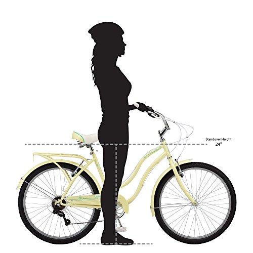 518aLyvhTRL。 SL500 Schwinn Discover Hybrid Bike for Men and Women